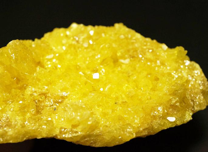 ボリビア産 サルファー(硫黄) クラスター-0
