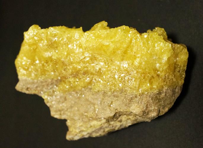 ボリビア産 サルファー(硫黄) クラスター-1