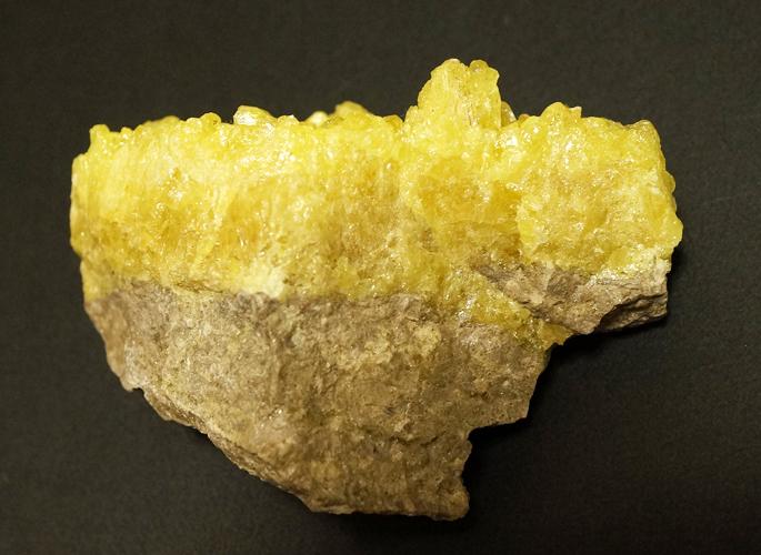 ボリビア産 サルファー(硫黄) クラスター-2
