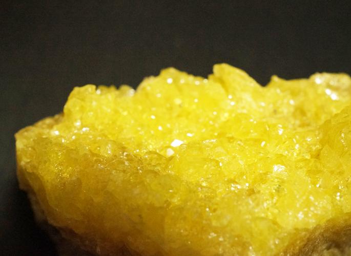 ボリビア産 サルファー(硫黄) クラスター-5