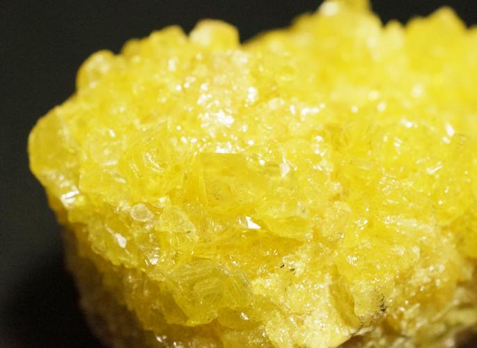 ボリビア産 サルファー(硫黄)クラスター-2