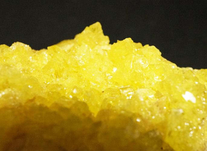 ボリビア産 サルファー(硫黄)クラスター-3