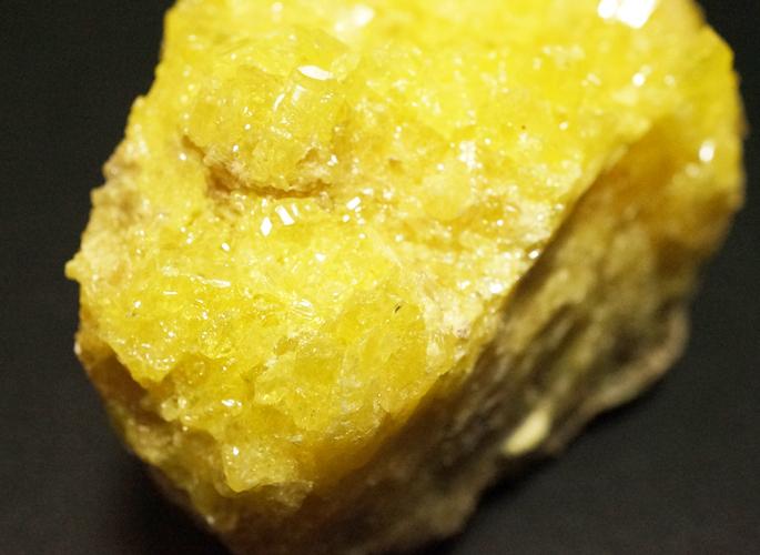 ボリビア産 サルファー(硫黄)クラスター-4