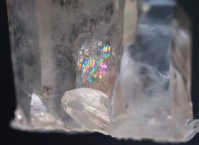 水晶ポイント 貫入&レインボー&レコードキーパー(多数)-5