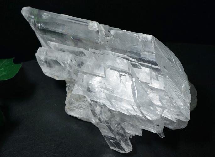 ナイカ産 セレナイトクラスター&レインボー(エンジェル・ウイング)-2