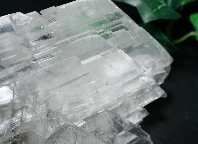 ナイカ産 セレナイトクラスター&レインボー(エンジェル・ウイング)-7