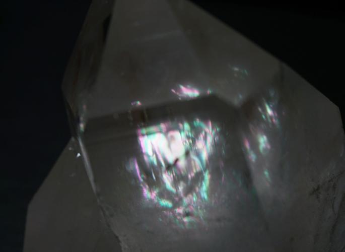 マニカラン水晶クラスター(レコードキーパー&レインボー)-7