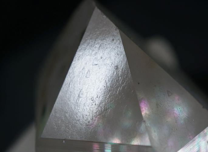 マニカラン水晶クラスター(レコードキーパー&レインボー)-8