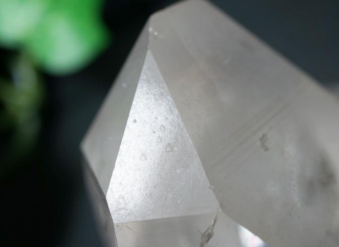 マニカラン水晶クラスター(レコードキーパー&レインボー)-9