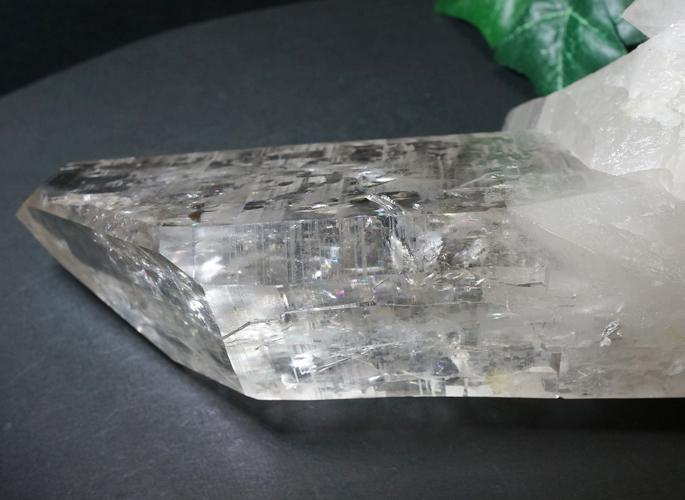 最高品質 天然レインボークリスタル-5