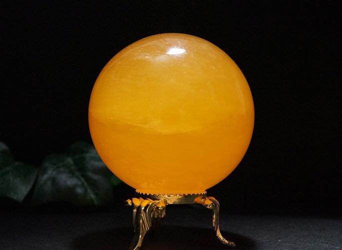 オレンジカルサイト 丸玉Φ55-1