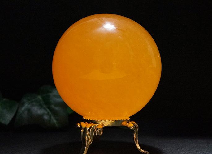 オレンジカルサイト 丸玉Φ55-2