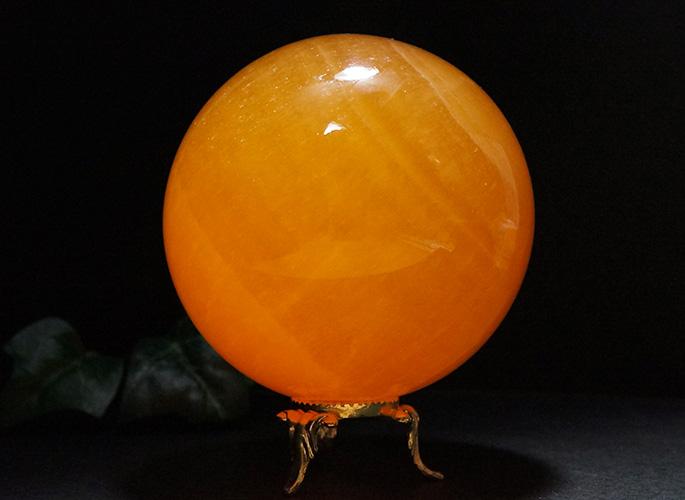 オレンジカルサイト 丸玉Φ80-0