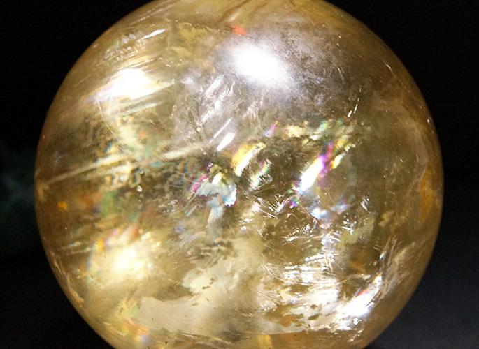 ゴールデンレインボーカルサイト 丸玉Φ71-2