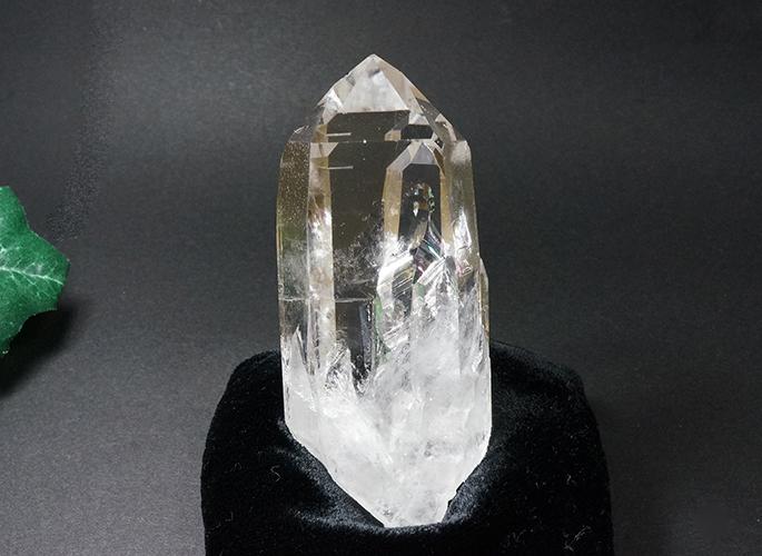 虹入り水晶-0