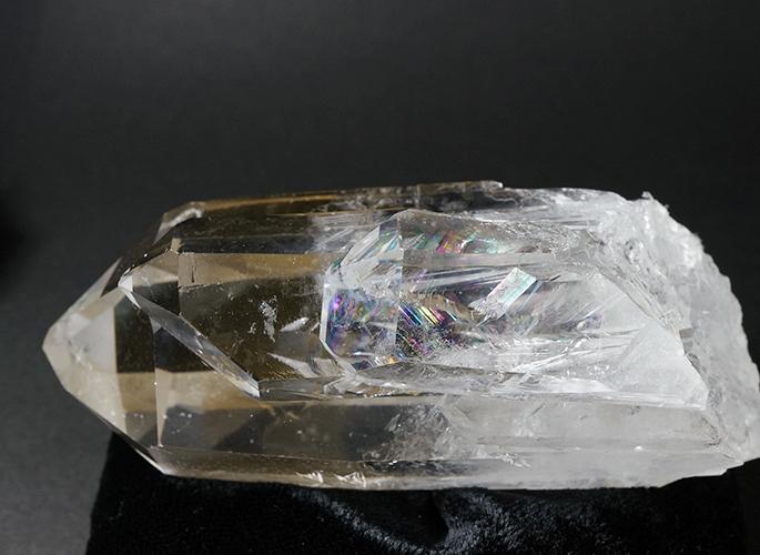 虹入り水晶-1