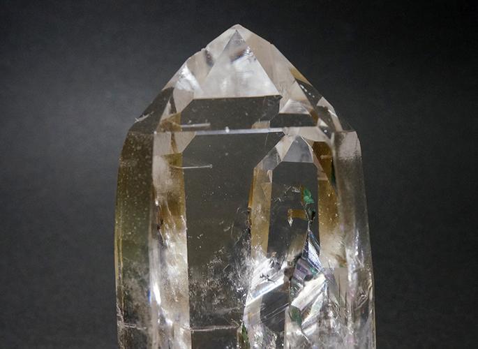 虹入り水晶-4