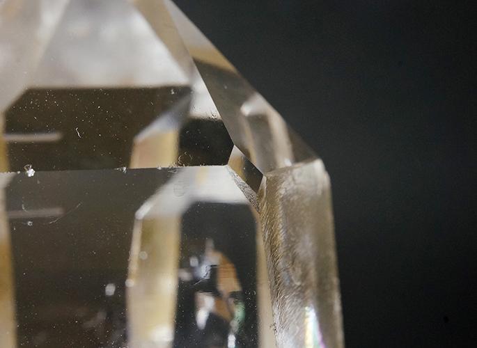 虹入り水晶-10