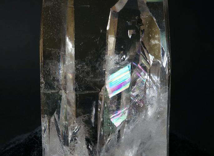 虹入り水晶-11