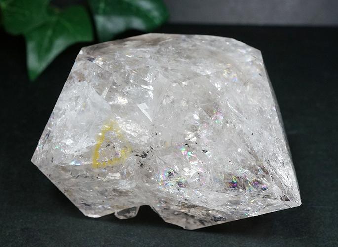 ハーキマーダイアモンド&レインボー-0