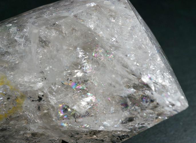 ハーキマーダイアモンド&レインボー-1
