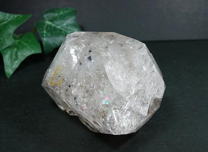 ハーキマーダイアモンド&レインボー-4