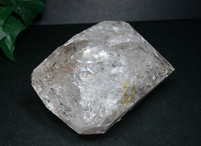 ハーキマーダイアモンド&レインボー-9