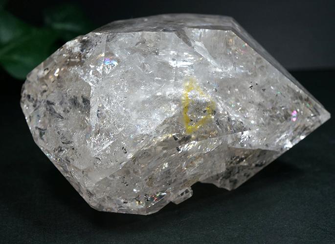 ハーキマーダイアモンド&レインボー-10