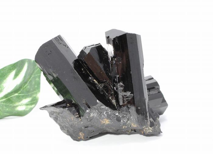 ブラックトルマリンクラスター-3