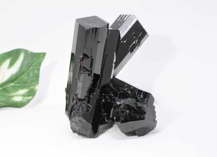 ブラックトルマリンクラスター-4