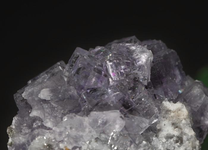 フローライトクラスター(紫)-2