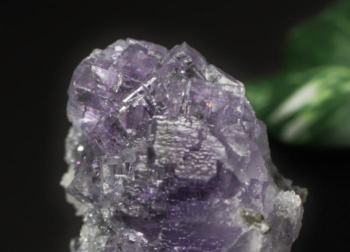 フローライトクラスター(紫)-8