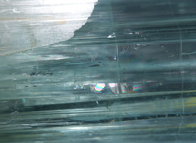 高品質ネパール産アクアマリン 原石ポイント-9