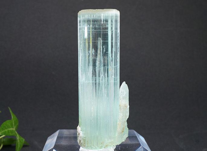 高品質ネパール産アクアマリン 原石ポイント-3