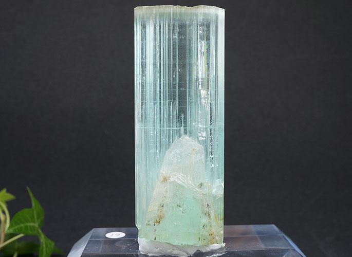 高品質ネパール産アクアマリン 原石ポイント-5