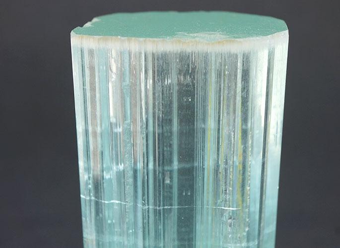 高品質ネパール産アクアマリン 原石ポイント-6