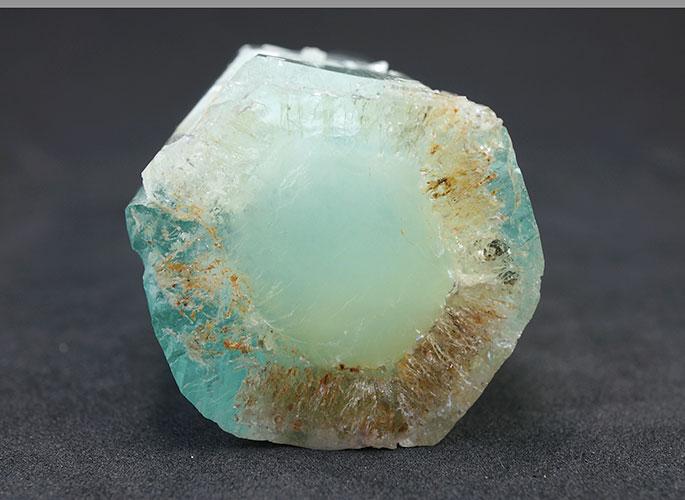 高品質ネパール産アクアマリン 原石ポイント-7
