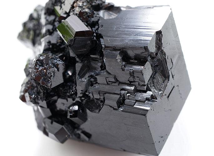 高品質ブラックトルマリン 原石-6