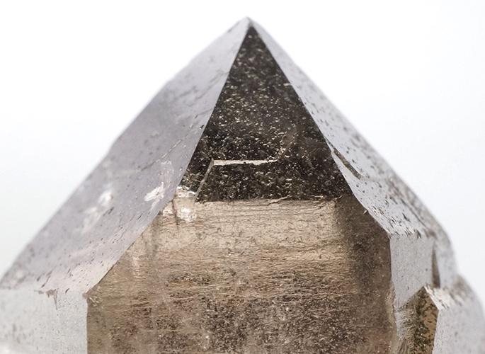ガネッシュヒマール産水晶 (スモーキークオーツ) ガウリシャンカール産 85g-4