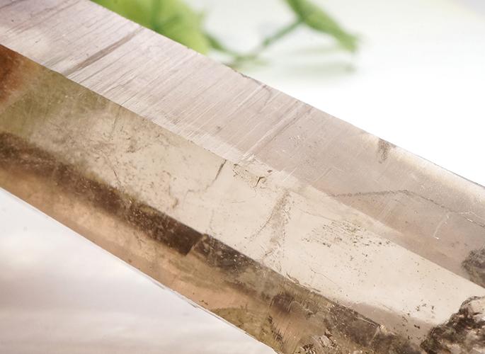 ガネッシュヒマール産水晶 (スモーキークオーツ) ガウリシャンカール産 85g-7