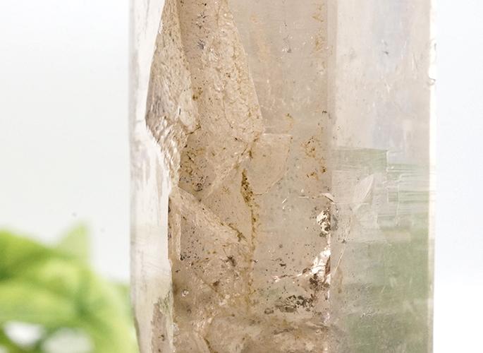 ガネッシュヒマール産水晶 (スモーキークオーツ) ガウリシャンカール産 85g-8