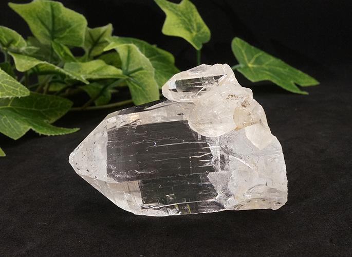 ガネッシュヒマール産水晶 (カテドラル レコード) ティプリン産 108g-2