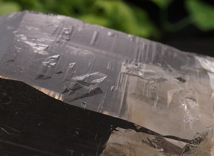 ガネッシュヒマール産水晶 (カテドラル レコード) ティプリン産 108g-6