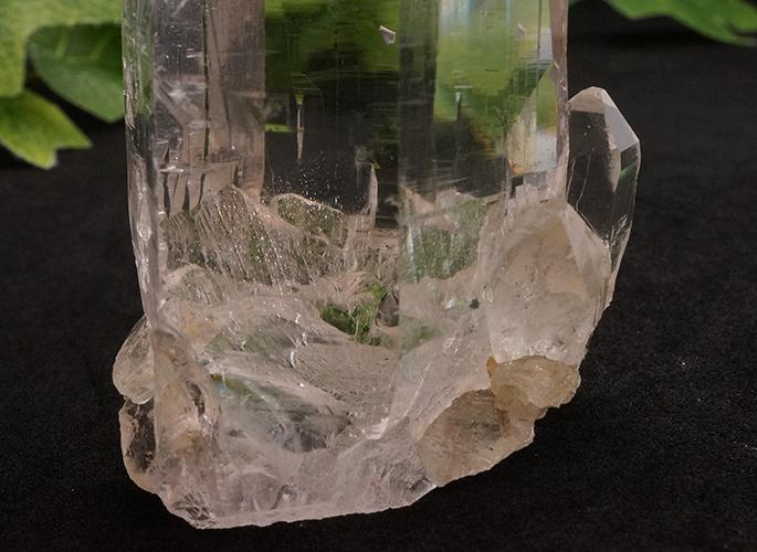 ガネッシュヒマール産水晶 (カテドラル レコード) ティプリン産 108g-7