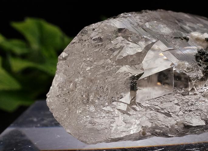 ガネッシュヒマール産水晶 (カテドラル セルフ) ティプリン産 85g-9