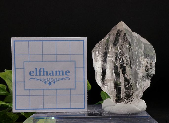 ガネッシュヒマール産水晶 (カテドラル セルフ) ティプリン産 85g-11
