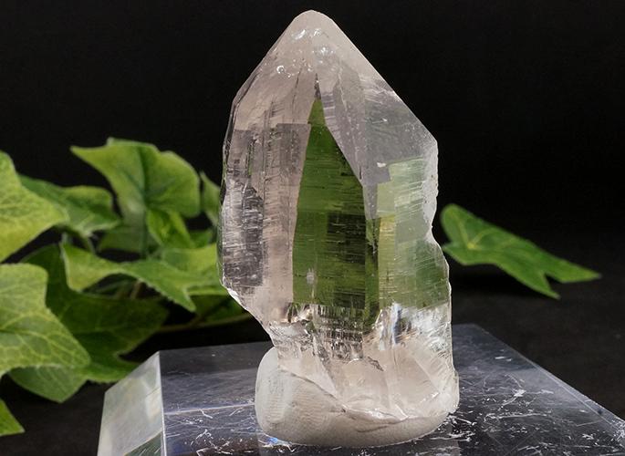 ガネッシュヒマール産水晶 (カテドラル) ティプリン産 56g-0