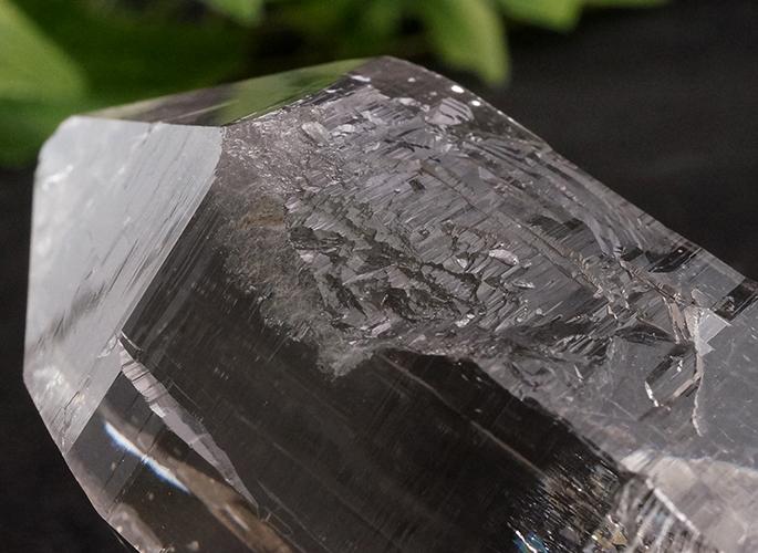 ガネッシュヒマール産水晶 (カテドラル) ティプリン産 56g-4
