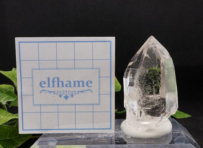 ガネッシュヒマール産水晶 (カテドラル) ティプリン産 56g-8