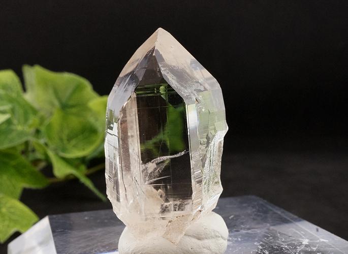 ガネッシュヒマール産水晶 (カテドラル トランスミッター) ティプリン産 31g-0